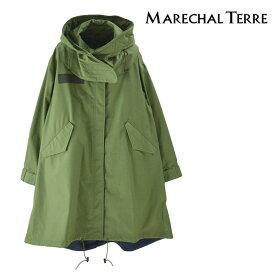 マルシャルテル コート marechal terre モッズ コート Mods coat レディース 大きいサイズ ZMT184CO331 【新作】 【15:00までのご注文で即日配送】 プレゼント ギフト