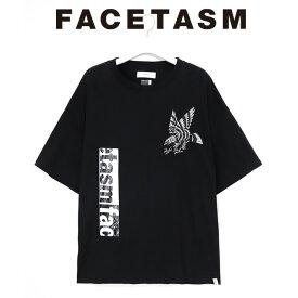 ファセッタズム FACETASM イーグルT EAGLE TEE 半袖 プリント Tシャツ メンズ 2020 新作 【15:00までのご注文で即日配送】 プレゼント ギフト