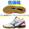 Middle cyclone Speed 2 MID Lady's V1GC198509 light weight with the Mizuno Mizuno volleyball shoes middle cut higher frequency elimination