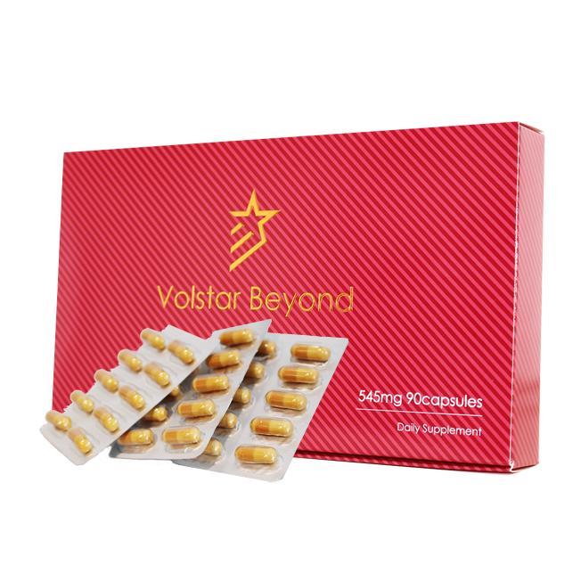 公式/自信増大サプリメント Volstar Beyond(ヴォルスタービヨンド) 1箱 [L−シトルリン/L-アルギニン/亜鉛/マカ配合]