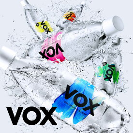 【365日出荷】VOX 強炭酸水 500ml×24本 送料無料 世界最高レベルの炭酸充填量5.0 軟水 日本の天然水 スパークリングウォーター 選べる5種類(ストレート・シリカ・ミントフレーバー・レモンフレーバー・コーラフレーバー)