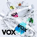 【365日出荷】VOX 強炭酸水 500ml×24本 送料無料 世界最高レベルの炭酸充填量5.0 軟水 日本の天然水 スパークリング…