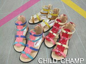 950円均一SALE! CHILD CHAMP ハート・グラディエーターサンダル【子供靴・長靴・レインブーツ】