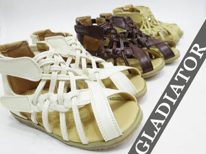 【SALE】D.K Kids ★キッズ グラディエーターサンダル★ 【子供靴のVOYAGE通販店キッズ・ジュニアシューズ】