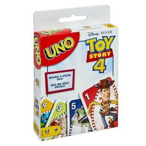 TOYSTORY4 トイストーリー4 UNO ウノ カードゲーム おもちゃ 玩具 PIXAR ピクサー Disney ディズニー グッズ ウッディ バズ 子供用 女の子 男の子 プレゼント ギフト かわいい コレクション