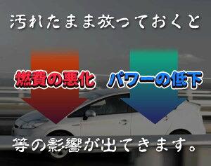 エアフィルターエスティマGF-TCR10W(H10/1-H11/12)(純正品番:17801-55020)[誰でも簡単純正交換品燃費向上に]エアクリーナートヨタ