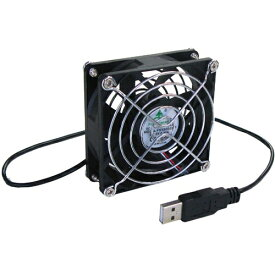 BIG-FAN USB8cmファン BIGFAN80U for Men サーキュレーター