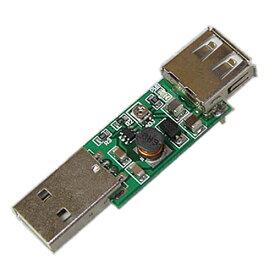 USB DCブースター 6-12V