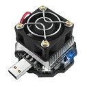 USB電子負荷3V4A〜24V2.7A最大65W