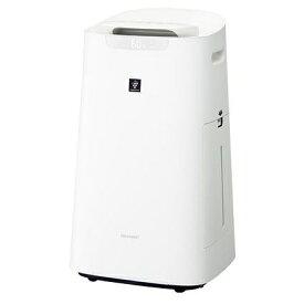 シャープ 加湿空気清浄機 KI-LX75-W(ホワイト系)