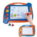子供 こども 学習 タブレット わくわくカラフルお絵かきボード 2色 スタンプ付き 磁石 マグネット 大きめサイズ 幼児 …