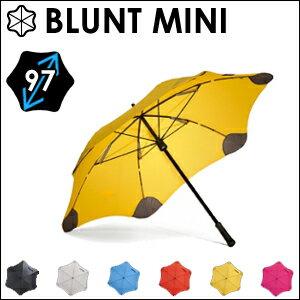 傘 53cm BLUNT ブラント MINI 長傘 ブランド メンズ レディース 耐風雨傘 【RCP】