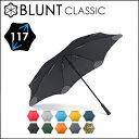 BLUNT(ブラント) 長傘 手開き CLASSIC (2nd Generation) クラシック