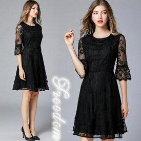 2fcd6726025f6 大きいサイズ パーティー 結婚式 二次会 お呼ばれ ドレス ワンピース ワンピ パーティードレス パーティーワンピ 高品質