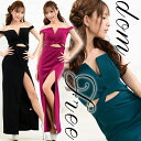 ドレス スリットドレス セクシーロング ロングキャバ セクシー パーティー キャバドレス ロングドレス キャバ ロング…