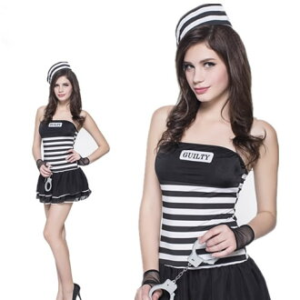 costume play sexy uniform clothes party event halloween costume play halloween deep discount prisoner costume play costume character clothes halloween sexy - Clothes Halloween