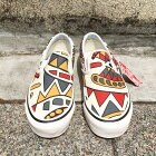 VANS/AuthenticClassicSlip-On98DX-ANAHEIMFACTORY-OGWhite/HeyMon(バンズスリッポンアナハイム)