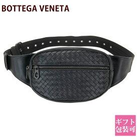 ボッテガヴェネタ BOTTEGA VENETA バッグ ボディバッグ メンズ ブラック 520452 V465X 1000