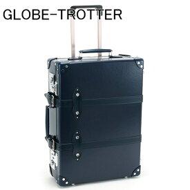 【20日20時〜ポイント最大9倍】グローブトロッター GLOBE-TROTTER キャリーケース スーツケース バッグ 鞄 かばん 旅行かばん 旅行鞄 20 CENTENARY センテナリー トローリーケース ネイビー GTCNTNN20TC NAVY NAVY 正規品 セールブランド 新品 新作 2019年