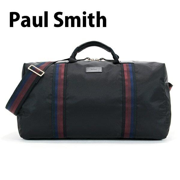 送料無料 新品 ポールスミス Paul Smith バッグ かばん メンズ トートバッグ かばん ショルダーバッグ ボストンバッグ かばん ブラック ARXC 4853 L719 B 正規品/ボーナス お中元 セール 2017/ブランド品