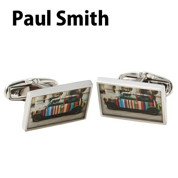 送料無料 新品 ポールスミス Paul Smith カフス メンズ カフリンクス ボタン アクセサリー ミニクーパー ANXA CUFF NPHOTO 1 正規品 福袋 セール お年賀 sale ギフト 2018 ブランド品