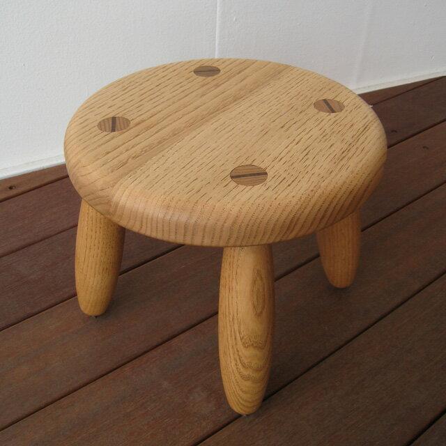 スツール キッズチェア 木製 子供用椅子 楽天 ベビーチェア 子供イス 子ども椅子 子供いす 無垢 おすすめ 楽天 通販 人気ダイニング 天然木 アンティーク おしゃれ プレゼント 長く使える【送料無料】ステップスツール 栗無垢
