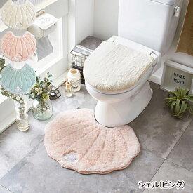 【エントリーでP10倍 19日20時〜26日1時59分まで】 【セット商品】 メリージェラート マットが選べるトイレマット2点セット トイレマット セット おしゃれ 可愛い かわいい トイレ ピンク 白 ナチュラル