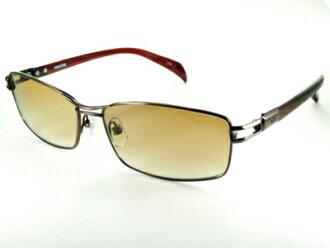 Cool square renoma renoma sunglasses 1109-1 / gentlemen brawn