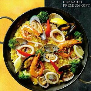 結婚 内祝 引き菓子 引き出物 【Grande chef】paella(パエリア)&生ハム お祝い プレゼント