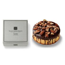 結婚 内祝 引き菓子 引き出物 Gran La mour チョコとナッツをかけた贅沢なケーキ お祝い プレゼント