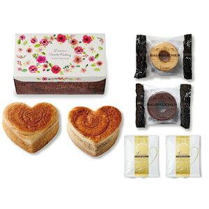 結婚 内祝 引き菓子 引き出物 La mour ハートデニッシュ&、、、C お祝い プレゼント