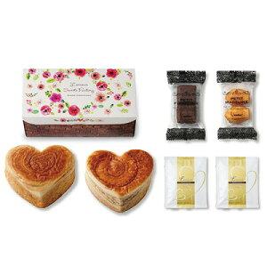 結婚 内祝 引き菓子 引き出物 La mour ハートデニッシュ&、、、D お祝い プレゼント