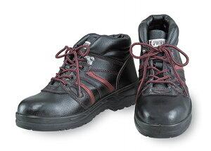 作業靴 ワーキングシューズ J-WORK 安全シューズ [JW-760] 23.5〜28、29、30cm 足首まで保護 おたふく手袋 お取寄せ 【返品交換不可】