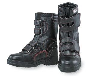 作業靴 J-WORK 安全シューズ 半長靴マジックタイプ [JW-775] 23.5〜28、29、30cm おたふく手袋 お取寄せ 【返品交換不可】