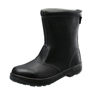 安全靴 作業靴 SS44 黒 キングサイズ (30.0cm(EEE)) シモンスターシリーズ SX3層底 半長靴 シモン(Simon) お取寄せ 【返品交換不可】