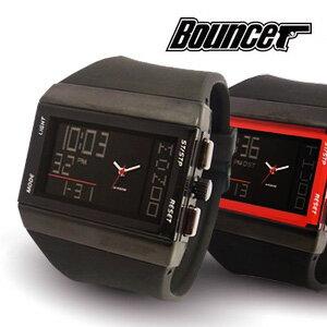 バウンサー 時計 スポーツウォッチ BOUNCER NEXT ワイドストリーム デジタル 腕時計 メンズ 正規品 2947