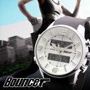 バウンサー 時計 スポーツウォッチ BOUNCER ボーイズ レディース 腕時計 デジアナ 正規品 2924L boys