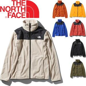 フリースジャケット レディース アウター ノースフェイス THE NORTH FACE マウンテンバーサマイクロジャケット アウトドアウェア 女性 保温性 軽量 トレッキング 登山 キャンプ タウンユース ス