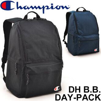 冠軍日包Champion帆布背包背包人分歧D包休閒包包一點通勤上學男女兼用/C3-JB707B