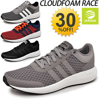 Adidas adidas neo Label men's sneaker shoes cloud form CloudfoamRACE running shoes walking casual men's mesh lightweight cushioning /AW5321/AW5322/AW5327/AW5328