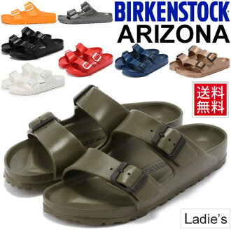 Birkenstock Arizona women's Sandals vilken EVA BIRKENSTOCK ARIZONA genuine ladies comfort Sandals slippers lightweight width narrow type narrows / black Navy red white