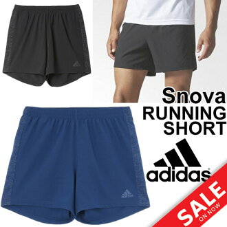 Running shorts Adidas adidas Snova S nova men shorts short pants marathon jogging training gym man shorts 5 inches 7 インチスポーツウェアクライマライト /BWA52