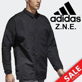 トレーニング ジャケット メンズ アディダス adidas ZNE アンセムジャケット/男性用 アウター シンプル ブルゾン ジャンバー スポーツウェア Z.N.E.(ゼットエヌイー)/DRF31