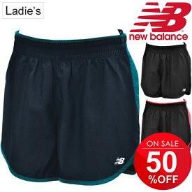 4df85d78d1060 ランニングパンツ レディース/ニューバランス newbalance RUNNING スポーツウェア 女性用 ランニング ジョギング マラソン ウェア  RKap
