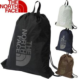 Knapsack gym case North Face THE NORTH FACE nylon bag 13L rucksack drawstring purses Pau gym casual traveling bag men gap Dis logo bag /NM61724