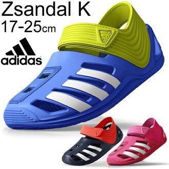 阿迪達斯阿迪達斯孩子涼鞋小孩鞋輕便涼鞋初級運動涼鞋時鐘男孩女孩