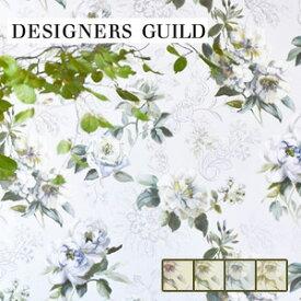 【壁紙】【のり無し】輸入壁紙 柔らかな色合いの花柄 DESIGNERS GUILD*PDG1051-01 PDG1051-02 PDG1051-03 PDG1051-05__tc-