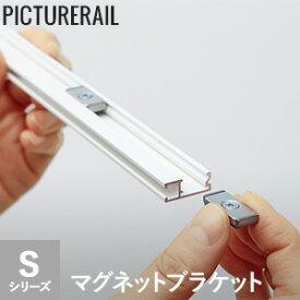【ピクチャーレール】TOSO ピクチャーレール Sシリーズ対応 マグネットブラケット __pi-to-s1-mb