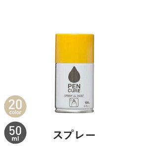 【塗料】フタをあけてスプレーするだけ。後片付け不要のSPRAY de PAINT*PQ-S354007/PQ-S354090