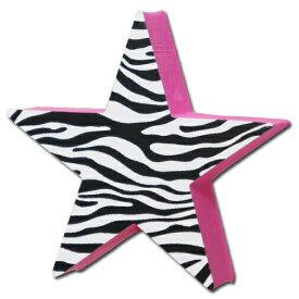 【メール便OK】【アンテナボール】AntennaBall【ゼブラープリント スター】アンテナトッパー/Antennatopper/Zebra Print Pink Star/ゼブラ/しまうま/【ポイント】05P03Dec16